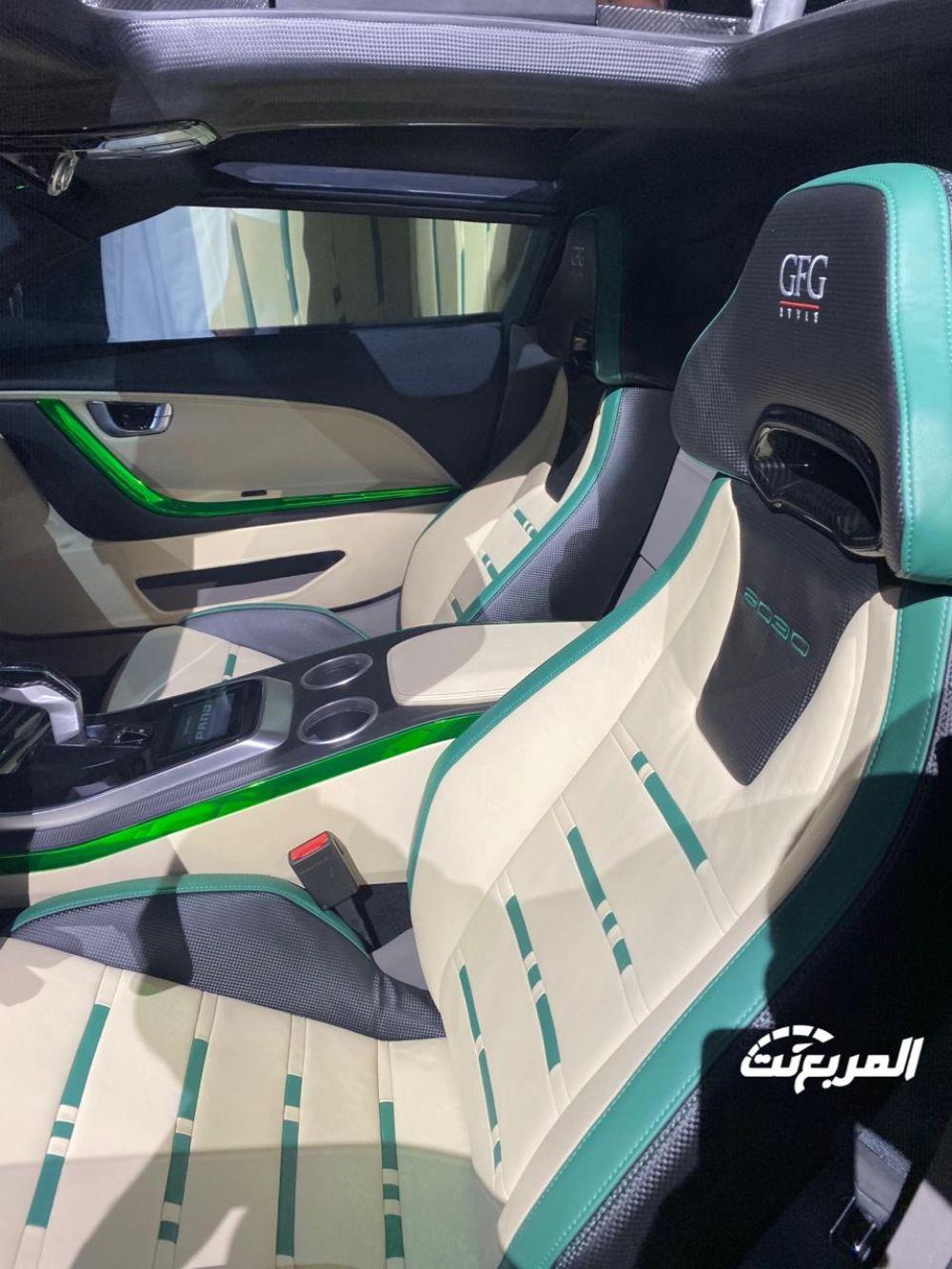 تعرف على السعر الذي بيعت به سيارة المستقبل 2030 المربع نت